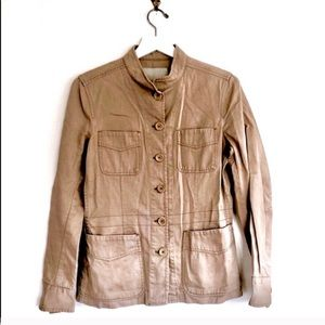 Henry Cottons Lightweight Utility Chino Jacket
